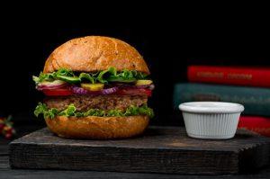 המבורגר מהדרין