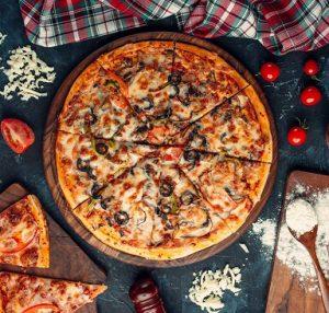 פיצה כשרה בדץ